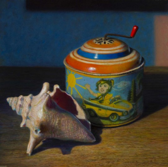 Shell and music box II
