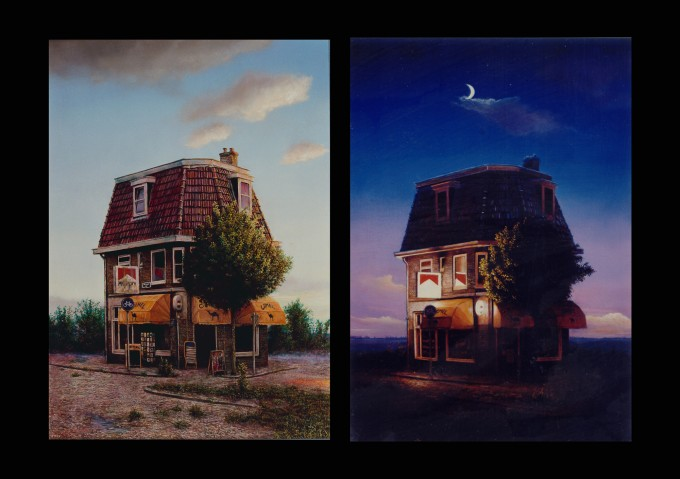 Daghuis en nachthuis