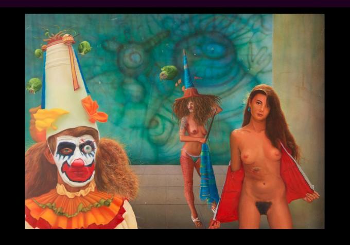 Heksen, clowns en spruitjes