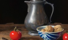 Stilleven met tomaten  / Still life with tomatoes