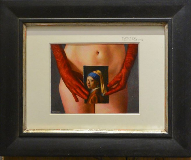 Womb ( with frame)