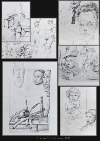 Drawings 1984