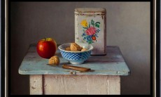 Stilleven met walnoten   / Still life with wallnuts
